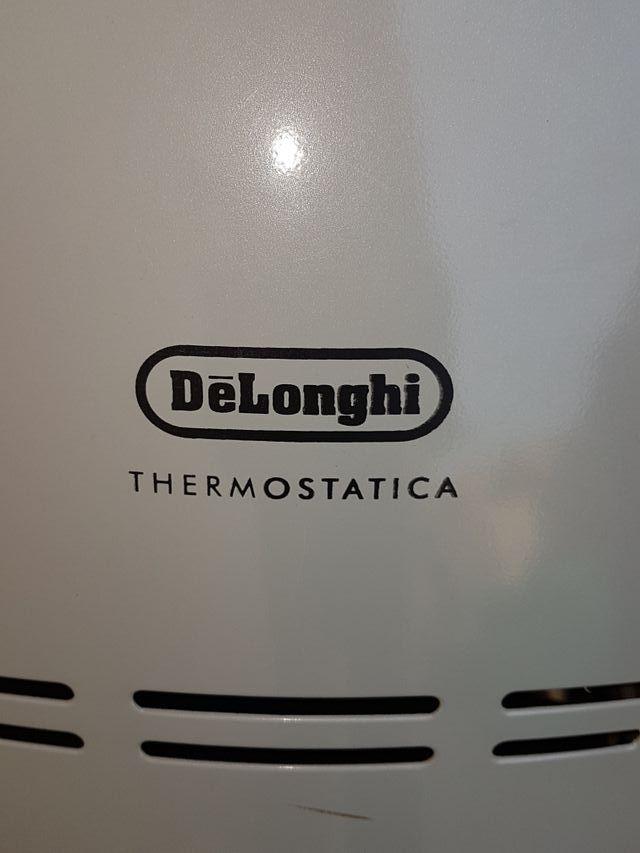 Estufa de gas butano DeLonghi