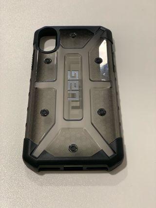 Funda iPhone X/XS Plasma Ceniza