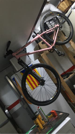 Vendo bici de dirt