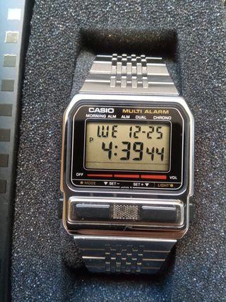reloj Casio nuevo BA-200 (1987)