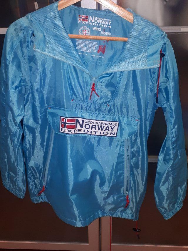 cortaviento chaqueta norway