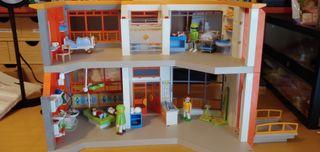 hospital playmobil