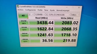 NUEVO!! Disco duro ssd m.2 nvme gen3 500gb