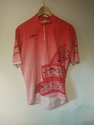 maillot ciclismo BH vintage