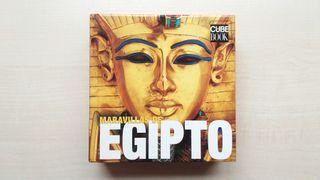 Libro Maravillas de Egipto. Librería Universitaria