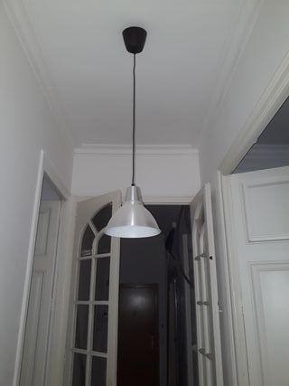 lámparas aluminio ikea