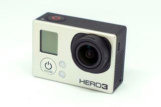Gopro Hero 3+ black con muchos accesorios