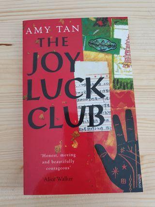 Libro The Joy Luck Club de Amy Tan