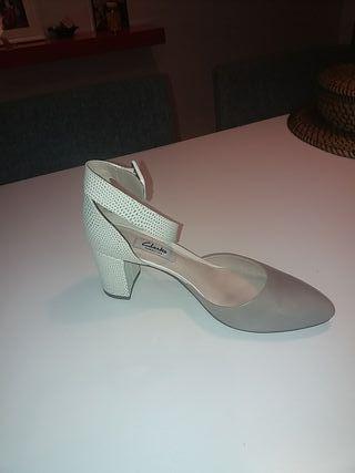 zapato mujer Clarks Narrative