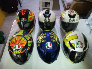 Cascos agv Valentino Rossi