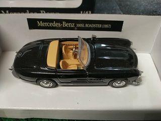 Maqueta Mercedes Benz 1/43