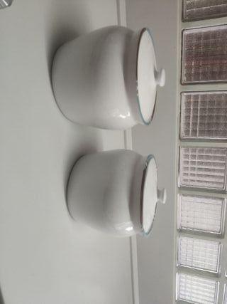 Tarro cerámica gres