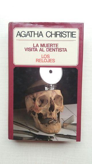 Libro La muerte visita al dentista. Los relojes.