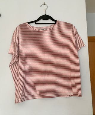 Camiseta rayas Pull&Bear