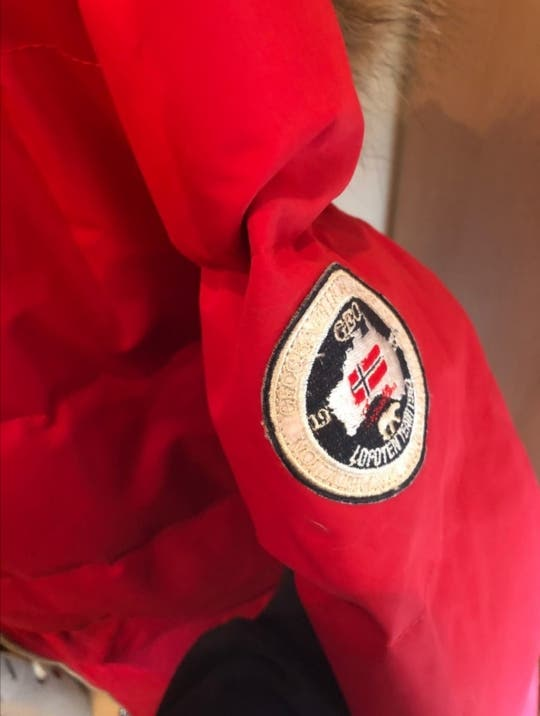 chaqueta Geographical Norway T L