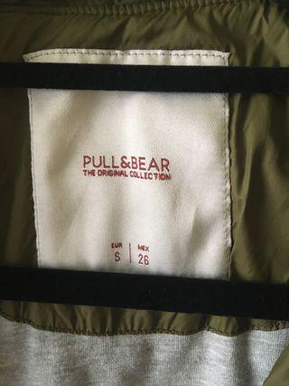 Chubasquero Pull&Bear