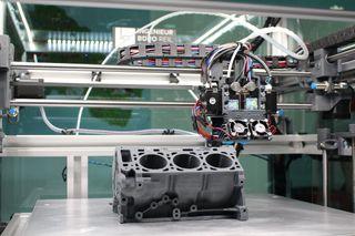 Impresión 3D - TECNOBRO