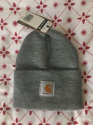 Gorro Carhartt gris NUEVO