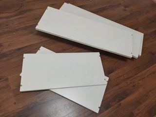 Librería Billy Ikea - Balda adicional blanca