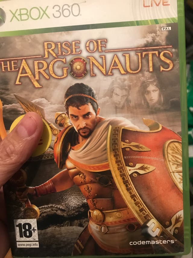 Xbox360 rise of the argonauts