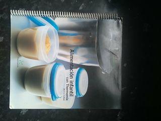 Libro alimentación infantil thermomix