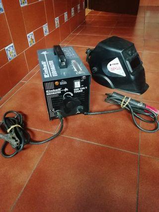 Soldadora eléctrica MMA de electrodos