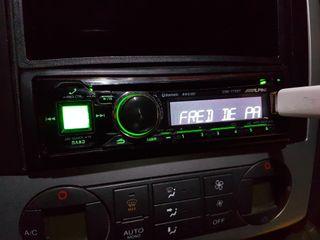 Alpine cde 173-bt
