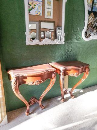 Mueble Mesita de noche Restaurado