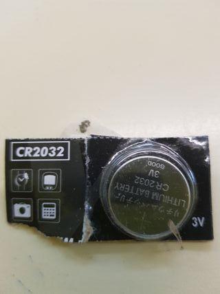 CR2032 Pila