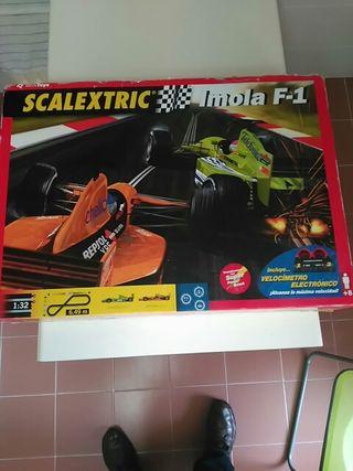 SCALEXTRIC IMOLA F-1 REGALO C2 F-1