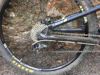 Bicicleta cannondale triger 3