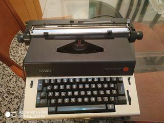 Maquina de escribir Eléctrica Teclado Alemán