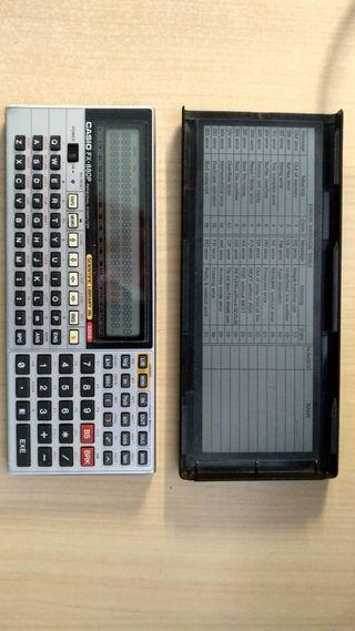 CASIO FX-880P