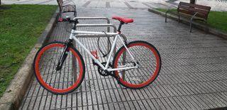 bicicleta fixtyle (estilo fixie)