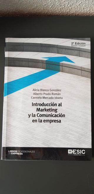 libro introducción al marketing y la comunicación