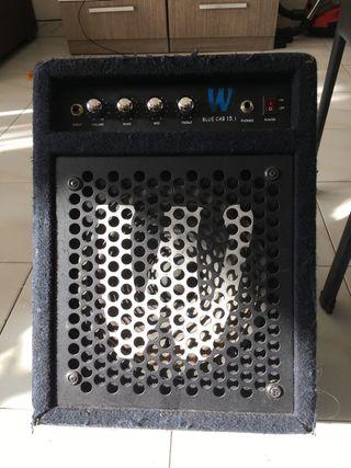 Amplificador de bajo warwick