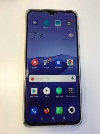 Xiaomi Redmi Note 8 pro blanco - 128gigas