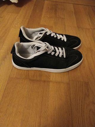 Zapatillas muy poco uso talla 38
