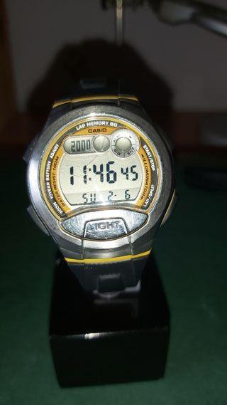 relojes antiguos casio