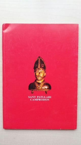 Libro História de Sant Patllari patro de Camprodon
