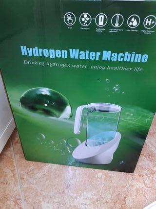 máquina de agua de hidrógeno