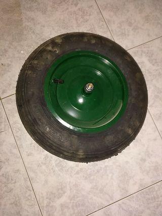 rueda de carretón