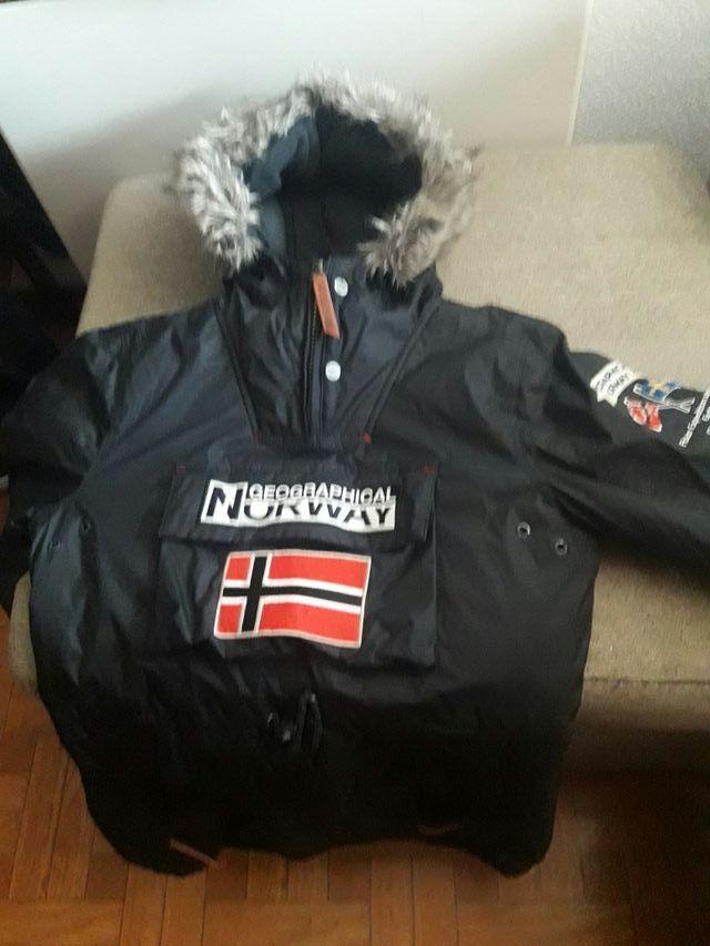 ocasion vendo abrigo norway casi nuevo
