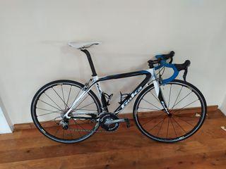Bicicleta carretera carbono Goka REBAJADA