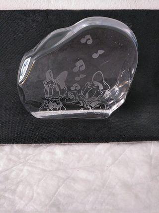 pisapapeles de cristal disney dibujos animados, pa