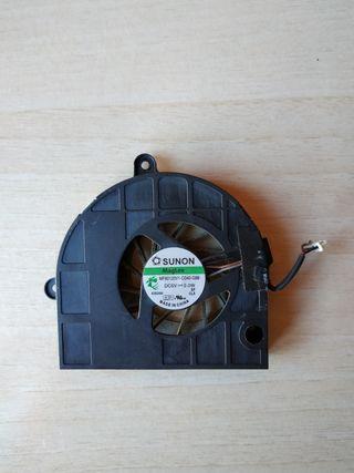 Ventilador CPU Portátil