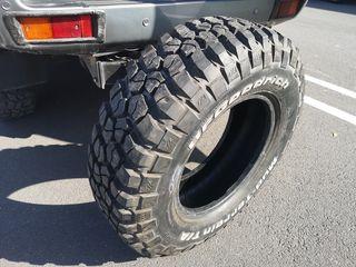 Neumático BFGOODRICH MUD TERRAIN 255 70 R16