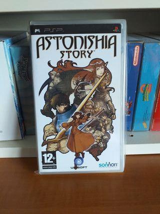 Astonishia Story Psp