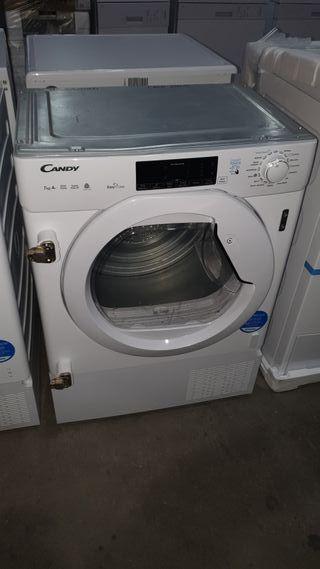 secadora con golpe bomba de calor