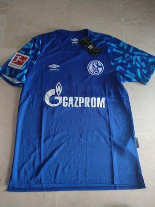 camiseta Schalke 04 talla S